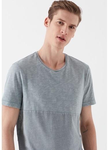 Mavi Basic Tişört Mavi